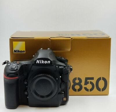 Nikon D850 Digital SLR Camera 45.7MP NEW