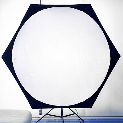 $265 only! BRONCOLOR PULSOFLEX VM D170 OCTABOX w extra diffusing panels