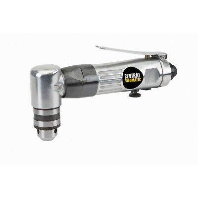 """Central Pneumatic 3/8"""" Reversible Right Angle Air Drill (USA SELLER) SALE !!!!!!"""