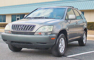 2002 Lexus RX Base Sport Utility 4-Door 28 Service history rec. Please contact Sharon a with any questions 443-525-2544