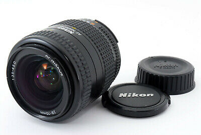 【NEAR MINT】Nikon Nikkor AF 28-70mm f/3.5-4.5 D AF Zoom Lens From Japan #211