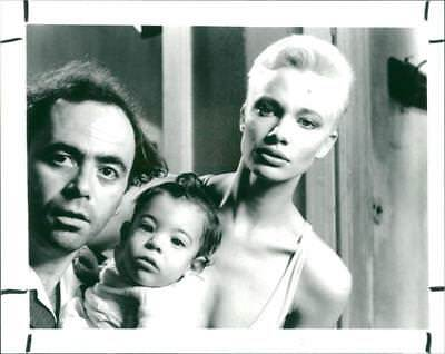 A scene from the film The Icicle Thief. - Vintage photo