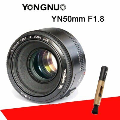 YONGNUO YN 50MM F1.8 Large Aperture Auto Focus Lens For Canon EF Mount EOSCamera