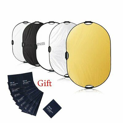"""32x48"""" 5in1 Photography Light Mulit Collapsible Portable Photo Reflector MK"""