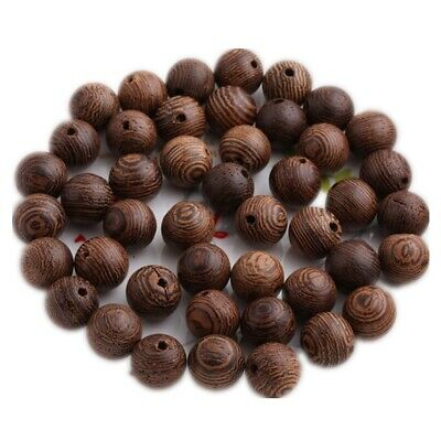 200 pcs Chicken wing wood beads spacer Jewelry Making findings charms 6mm