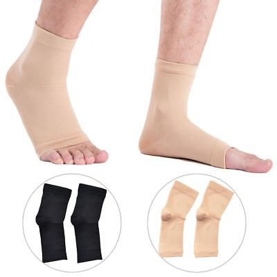 Compression Ankle Socks Supports Stockings Leg Open Toe Support Protector Guard