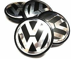 Vw Wheels Centre Caps 65Mm Replacement For 3B7-601-171