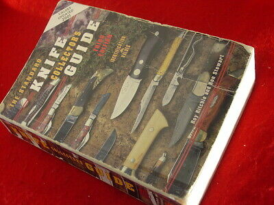 Stewart & Ritchie 688 page 2001 Standard Knife Collectors Price Guide Book