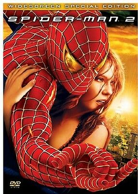 Spider-Man 2 (DVD, 2009, 2-Disc Set, Canadian Special Edition Widescreen...