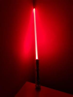 Led FX Lightsaber Light Saber Sword STAR WARS - CHANGE COLOR WHILE DUELING Toy