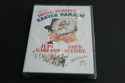 Irving Berlin's Easter Parade DVD Judy Garland, Fred Astaire New, Sealed