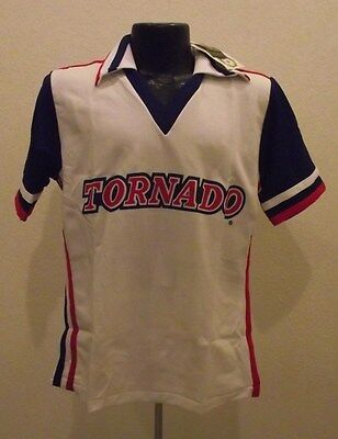 f05bf675727 1970's NASL Dallas Tornado Vintage Jersey New with Tags in Original  Packaging! M