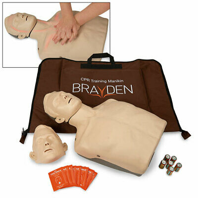 Brayden CPR Manikin w/ Feedback/ FOR A LIMITED TIME PRICE SLASHED