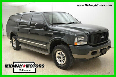 2003 Ford Excursion Limited 6.0L 2003 Limited 6.0L Used Turbo 6L V8 32V Automatic 4WD SUV