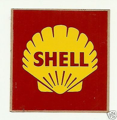 Shell  -  Autocollant  -  Annees '70