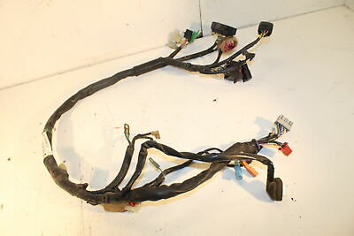 2005 05 honda vt750 shadow aero 750 main engine wiring harness motor wire  loom