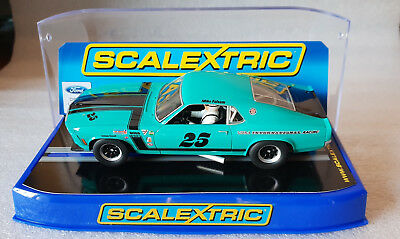 SCALEXTRIC C3318 FORD Mustang Boss 302 #25 new in box