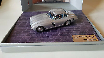 TOP SLOT TOP-7104 MERCEDES 300SL competition proto resin car ltd new in box