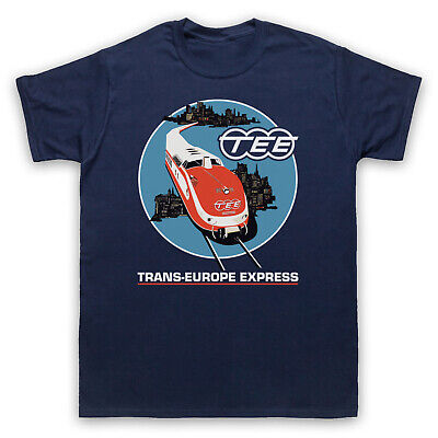 Krautrock Trans-Europe Express Train Unofficial German Adults & Kids T-Shirt