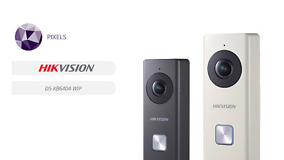 UK STOCK HIKVISION DS-KV8102-1A HD Visual intercom doorbell