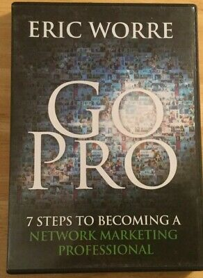 Go Pro, Eric Worre  Unabridged Audio Book Read By The Author