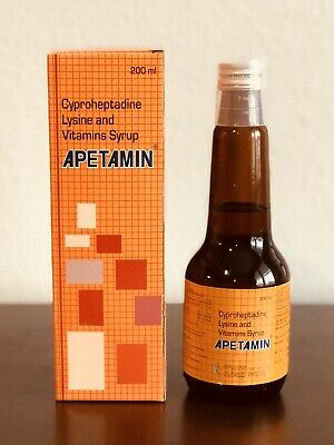 Apetamin Syrup - Original !