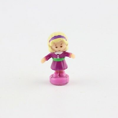 POLLY POCKET 1996 Magical Movin' Pollyville Magnetic Polly Doll