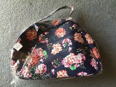 Floral Adorne travel overnight bag New in bag Great gift