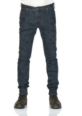 6be68bc9 MENS LEE MALONE Super Skinny Stretch Jeans (FACTORY SECONDS) L97 ...