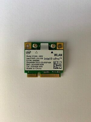 Intel vPro 512AN HMW Half Mini WLAN Wifi Link 5100