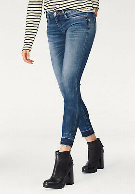 SALE/%/%/% NEU!! Le Temps Des Cerises Skinny-fit-Jeans »POWER« midblue