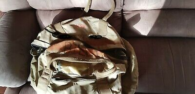 Australian Army Green Canvas Echelon Bag