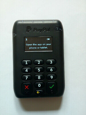 Paypal Here Credit Card Reader Mobile Payment Bluetooth Tap and Go Chip & PIN
