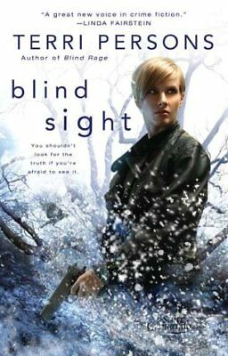 NEW - Blind Sight (Bernadette Saint Claire) by Persons, Terri