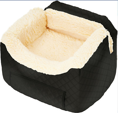 Snoozer Lookout II Pet Car Seat - Available size Small Medium and large - BLACK
