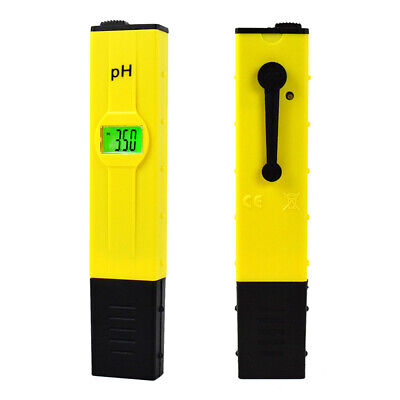 Portable Digital LCD PH Meter Pen Type TDS Water Purity Electronic Pool Tester