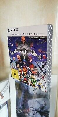 Kingdom Hearts 2.5 ReMIX Limited Edition PS3!! TOP ZUSTAND!!