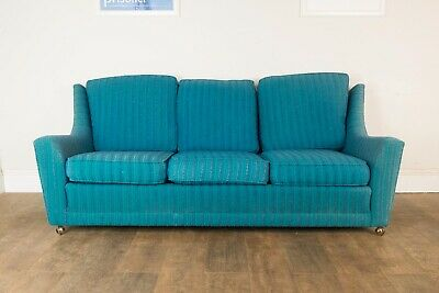 Vintage Retro G Plan Mid Century 3 Seater Sofa - Armchairs also available