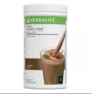 Herbalife Formula 1 Healthy Meal Chocolate 550g