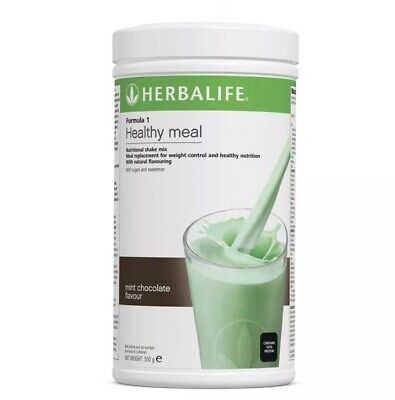 Herbalife Formula 1 Healthy Meal New Mint &Chocolate 550g