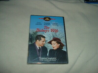 The Bishop's Wife DVD, 2001 Cary Grant, Loretta Young 1947 BRAND NEW SEALED