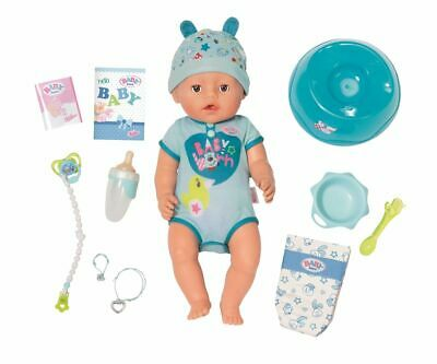 Baby Born Doll Soft Touch Boy Zapf Creation 824375 Baby Doll