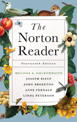 The Norton Reader: An Anthology of Nonfiction 14'th Edition (eb00k)
