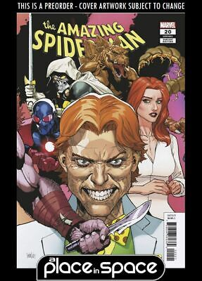 (Wk17) Amazing Spider-Man, Vol. 5 #20B - Connecting Variant - Preorder 24Th Apr