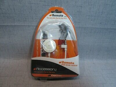 Digicom Remote iPod Wired Remote Control BRAND NEW FACTORY SEALED
