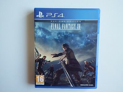 Final Fantasy XV on PS4 in MINT Condition (Unused DLC)