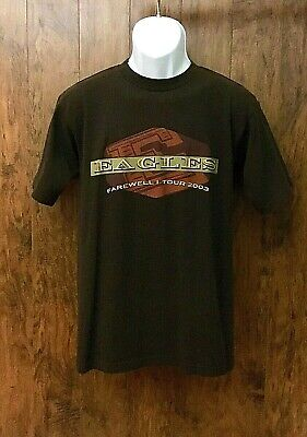 Eagles - (Farewell Tour) 2003 Tour - Concert T-Shirt (Med)
