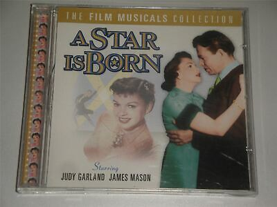 A Star Is Born – Film Musical Collection Soundtrack  CD Album