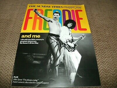 Freddie And Me By Brian May