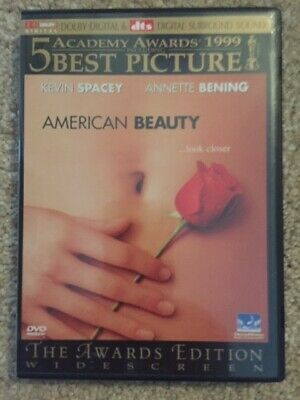 American Beauty (1999) Awards Edition Kevin Spacey/Annette Bening